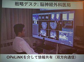 「OPeLiNK」の運用例