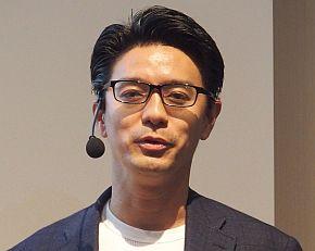 ZMPの龍健太郎氏