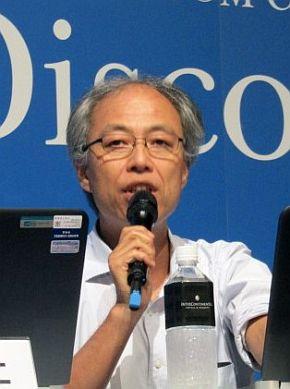 日置電機の久保田訓久氏