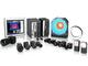 外観検査自動化を促進する画像処理システム、光の角度や色を調整する照明を採用