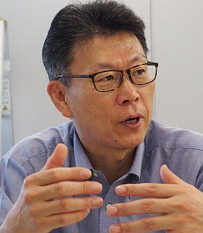 WRS実行委員会 委員の弓取修二氏