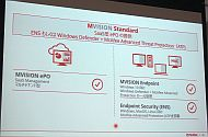 「MVISION Standard」のライセンス内容