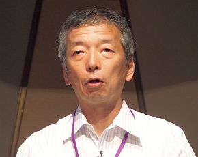 パナソニックの古田健裕氏