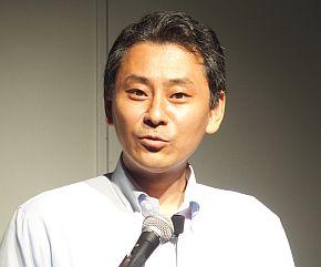 Splunk Services Japanの矢崎誠二氏