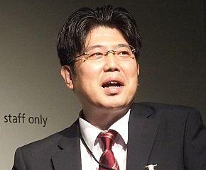 インフォメーション・ディベロプメントの関原弘樹氏