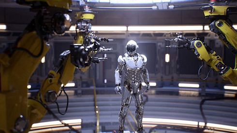 「Turing」を搭載する新たな「Quadro」によるリアルタイムレイトレーシングのイメージ