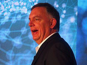 シーメンスPLMソフトウェア 社長兼CEOのトニー・ヘミルガン氏
