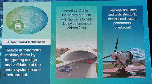 「Autonomous Mobility/Electrification」の採用事例