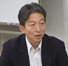 ISID エンジニアリングソリューション事業部 戦略技術ユニット 戦略技術2部長の信國治郎氏