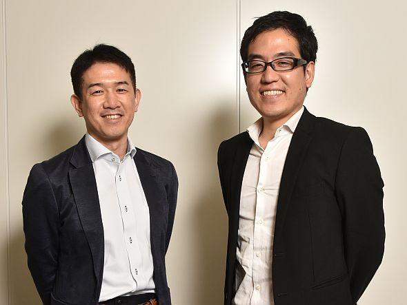 池田氏と藤井氏