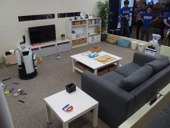「ロボットはPCと同じ道をたどる」PFNが描くロボットの将来像