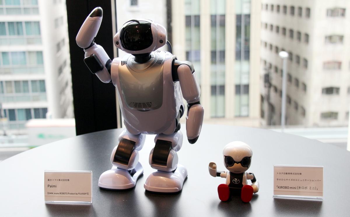 PCだけじゃない、VAIOが目指すロボット製造での勝算