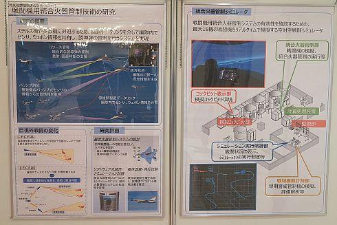 戦闘用総合火器管制技術の研究