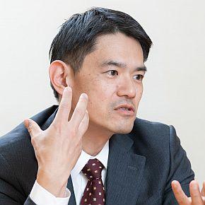 電通国際情報サービスの冨岡広氏