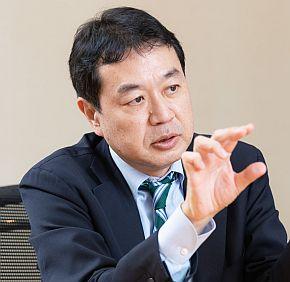電通国際情報サービスの内藤潤氏