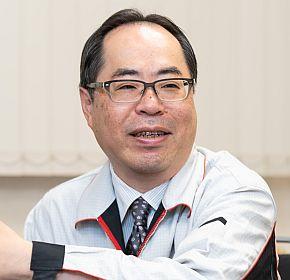 富士通テレコムネットワークス 事業企画統括部長 兼) 事業企画統括部企画部長の住吉正寿氏