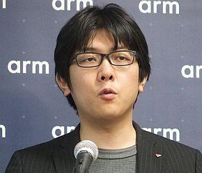 Armの太田一樹氏