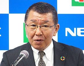 セブン‐イレブン・ジャパン 社長の古屋一樹氏