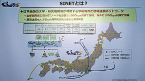 「SINET5」の概要