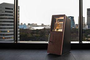 「DrinkShift」専用冷蔵庫の設置イメージ