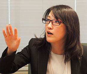 IHS Markit Automotiveの濱田理美氏