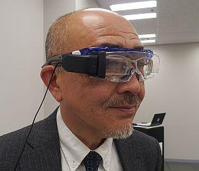 事業を担当する山本光学の澤野倫宣氏