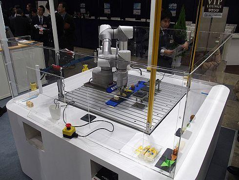 アズビルの次世代スマートロボット