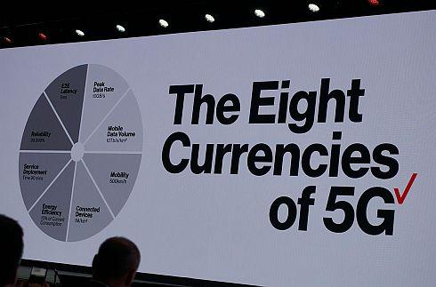 Verizonが強調する5Gの「8つの価値」
