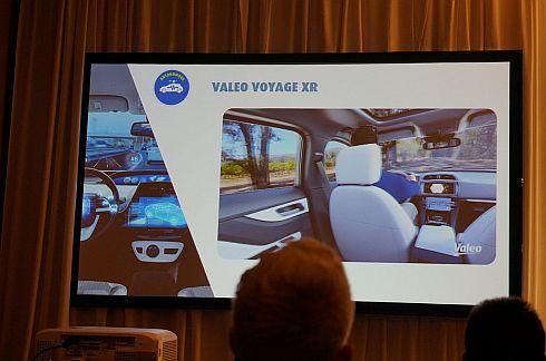 ヴァレオの「Voyage XR」