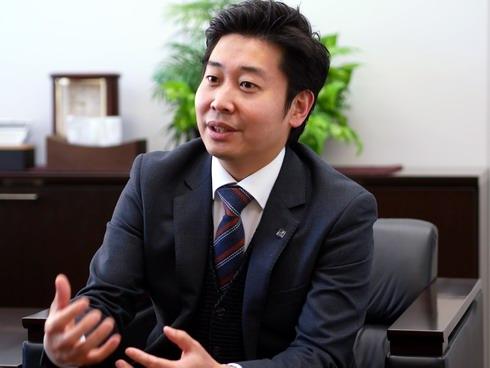 クイック 人材紹介事業本部 自動車チーム マネージャーの関寺庸平氏