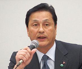 三菱電機の杉山武史氏