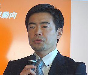 PwCコンサルティングの早瀬慶氏