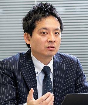 NEC ものづくりソリューション本部 マネージャー 大石和人氏