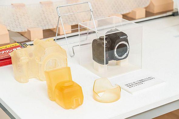 リコーにおける3Dプリントを活用した造形事例