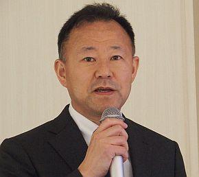 サイプレス セミコンダクタの布施武司氏