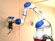 大工作業を行う協働ロボット、アパート建築で4.5人工を省力化