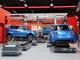 """自動車が""""作られるため""""に自由に動き回る工場へ、SEW-EURODRIVEが実演デモ"""
