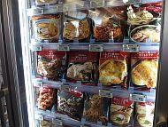 電子棚札の冷蔵・冷凍ケース用