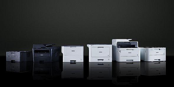 ブラザー工業が展開するさまざまなプリンター製品