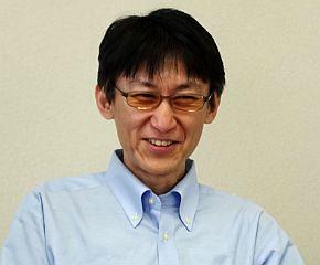 ローランドで数々の映像製品の開発を手掛ける笠井氏