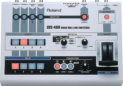 「真正面からの業務用製品」として第一歩となった「LVS-400」