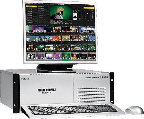 ビデオプレゼンター「PR-1000HD」