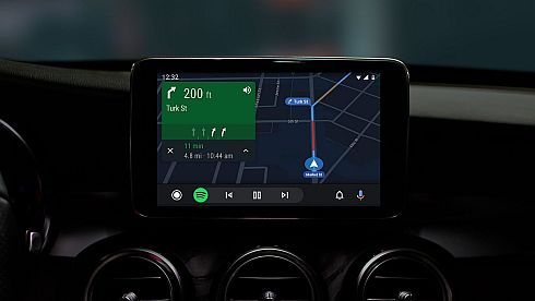 「Android Auto」の新機能