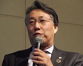 日立製作所の森田和信氏