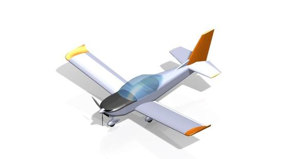 図4 ※CADデータ提供:法政大学 理工学部 航空・機械音響研究室