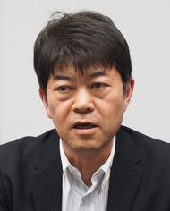 インフォシス リミテッド Senior Directorの尾崎俊作氏