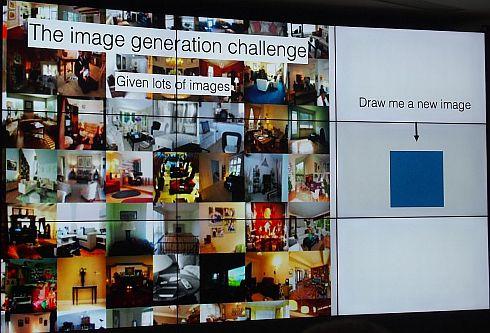 「The image generation challenge」が概要
