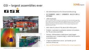 重イオン研究所GSIの事例