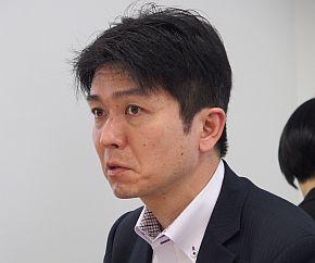 ネクスティ エレクトロニクスの樋口基久氏