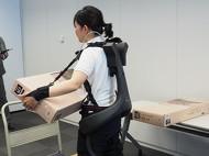 「腕補助用追加ユニット」のプロトタイプ(1)